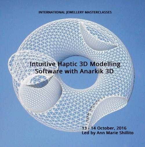 3D circle model-2
