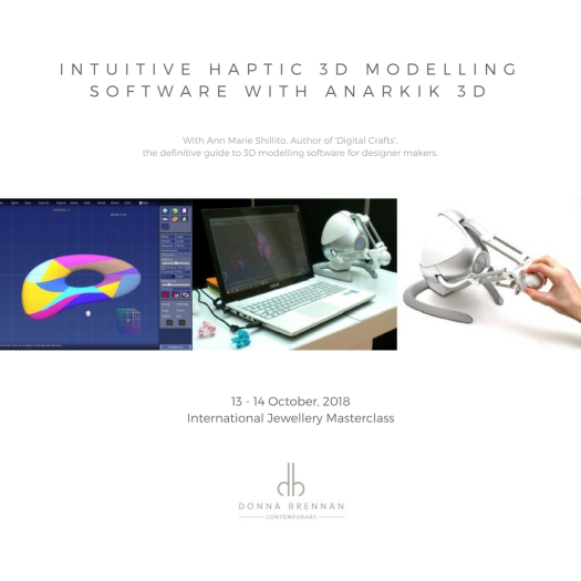 Copy of Copy of Copy of Copy of Intuitive Haptic 3D Modelling 13 - 14 October, 2018